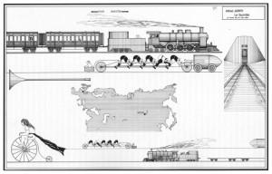 Le Surmâle – La Course  des dix mille milles – Alfred Jarry